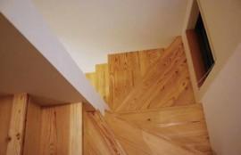 室内の階段